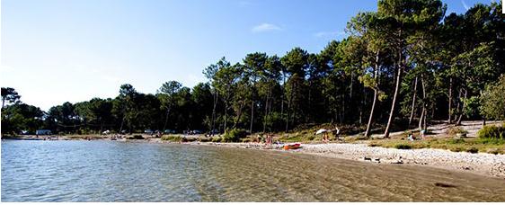 28 -Lac Cazaux