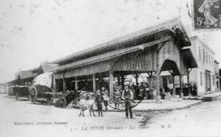 45 Vieux marché