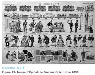 37 Train en 1850