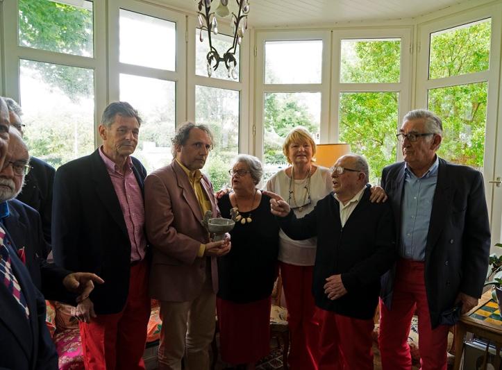 remise du prix 2016 de l'Académie du Bassin d'Arcachon